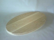 "10"" x 16"" x 3/4"" Double Slotted Oval"