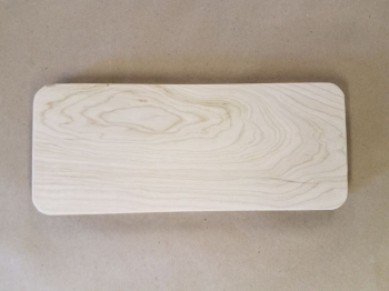 "5"" x 12"" x 3/4"" Double Slotted Rectangular"