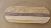 "6"" x 16"" x 3/4"" Flat Sided Oval-Multiwoods"
