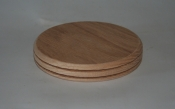 "3"" x 3/4"" Double Slotted Round"