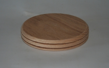 "6"" x 3/4"" Double Slotted Round"
