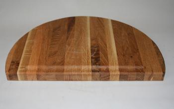 Hardwood Butcher Block Unique Design