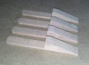 "7"" Feet (set of 4)"