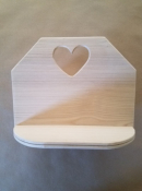 "8"" x 12"" Oval-Heart Handle"