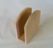 Napkin Holder Oak